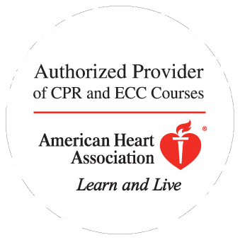 Authorized Provider of CPR and ECC Courses - American Heart Association - Learn and Live